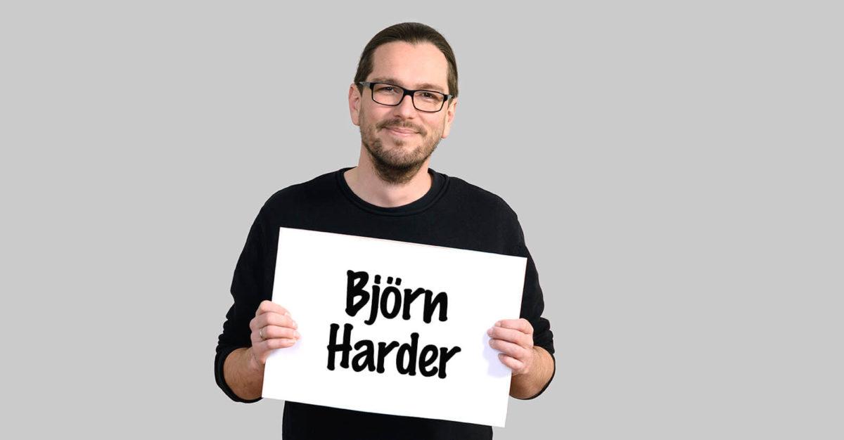 Bjoern Harder