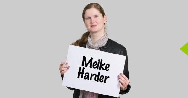 Meike Harder von arcus