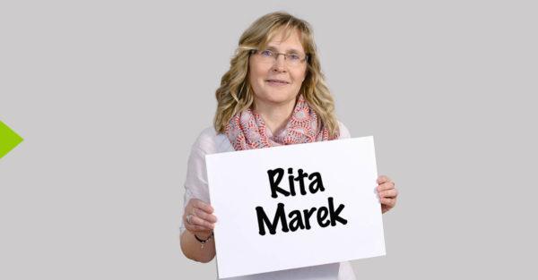 Rita Marek von arcus