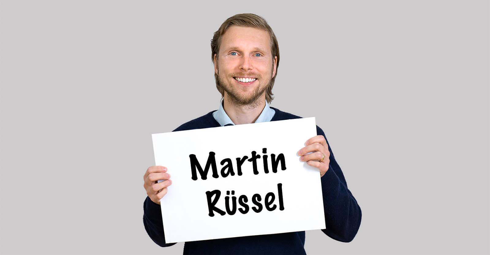 Martin Rüssel von arcus-Sport
